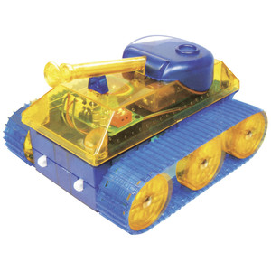 Remote Controlled Tank Kit