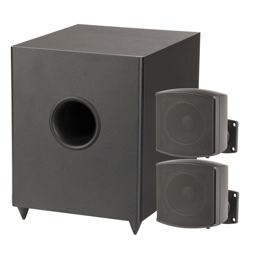 2.1 Speaker Subwoofer Package