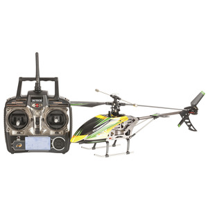 4 Channel Single Blade RC Helicopter with Gyroscope