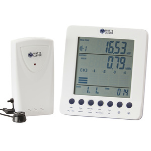 Wireless Energy Monitor for Smart Meters