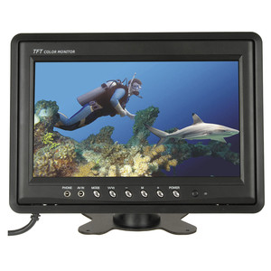 9 In-Car LCD Colour Monitor