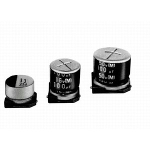 SMD Capacitor Electrolytic 22uF 10V - Pack 10
