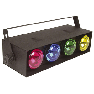 4 Colour Light Chaser - Sound Modulated