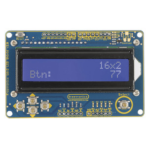 16 x 2 LCD Shield for Arduino