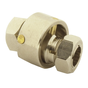 All-Metal Universal Joint (Trunnion Style) Female 6.0 Dia.
