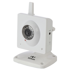 Wi-Fi IP Camera With Infrared LEDs