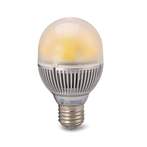 Viribright 240V Mains Led Light Globe - 8W Warm White E27