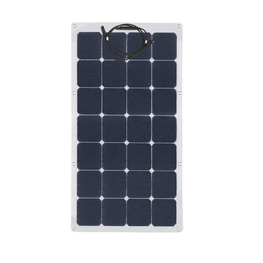80W 12V Semi Flexible Solar Panel