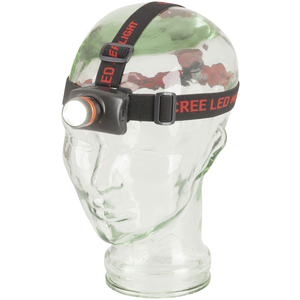 3W CREE LED Adjustable Head Torch