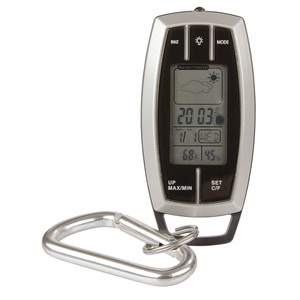 Weather Station LCD Keyring