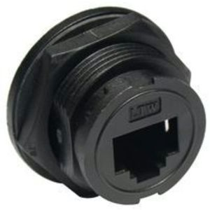 Rugged RJ45 Connectors IP67 Rated - Socket