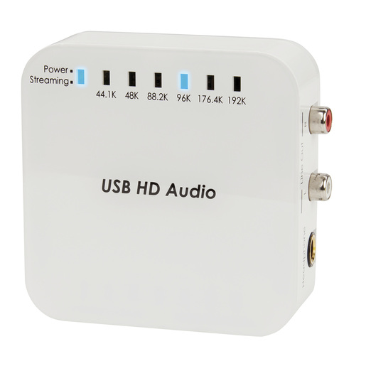 USB 2.0 Audio Converter