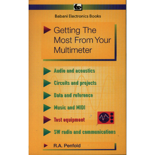 Getting The Most From Your Multimeter Book
