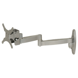 LCD Monitor Wall Bracket - Double Arm Swing