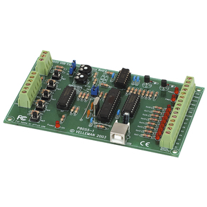 USB Experimenter Interface Kit