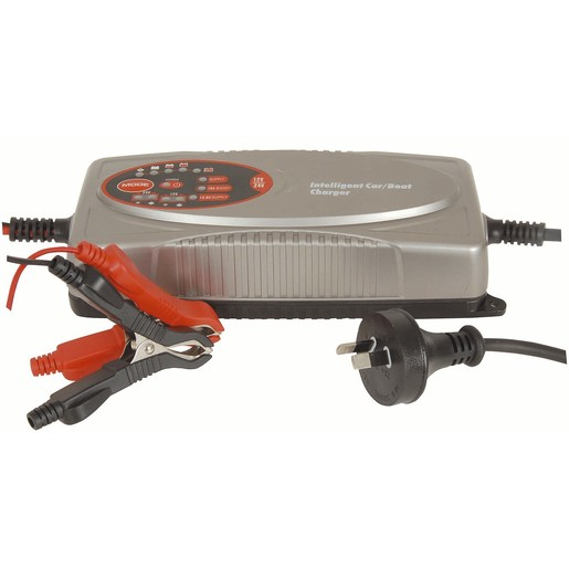 12/24V Switchmode 7A Battery Charger