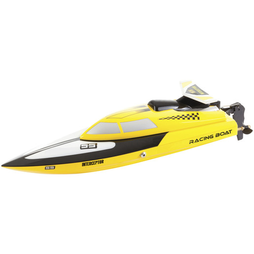 Rechargeable 2.4GHz remote control Racing Boat