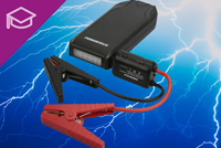 12V 700A Jump Starter & Powerbank with Laptop Power