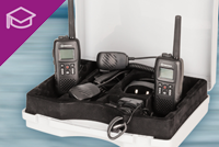 NEXTECH 2W UHF Transceiver Twin Pack