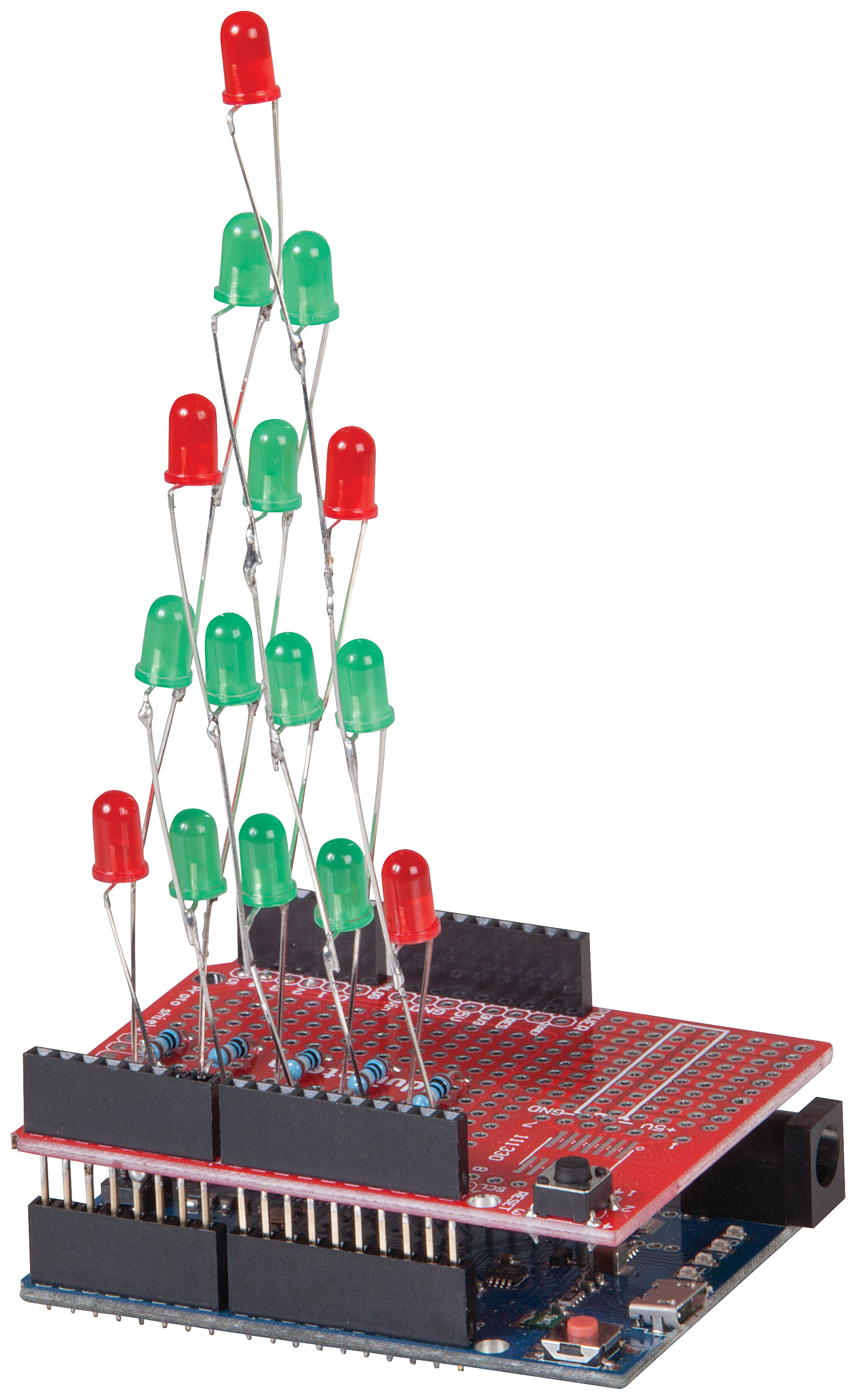LED Basic Christmas Tree