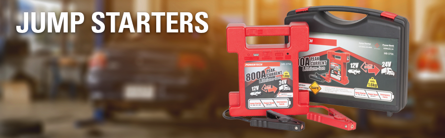 Selecting The Right Jump Starter